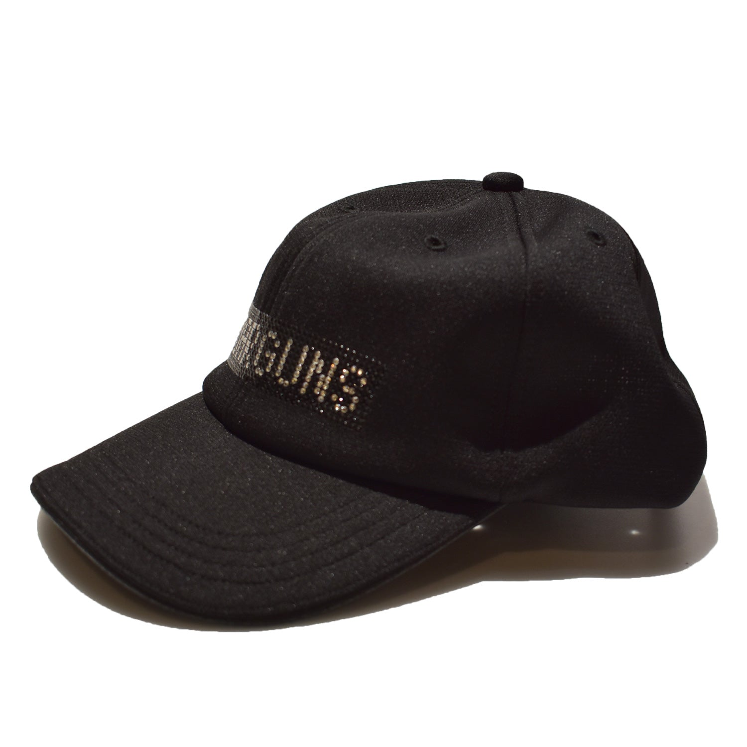 画像をギャラリービューアに読み込む, COOL MAX ROARGUNS BOX SWAROVSKI 6 PANEL CAP BLACK