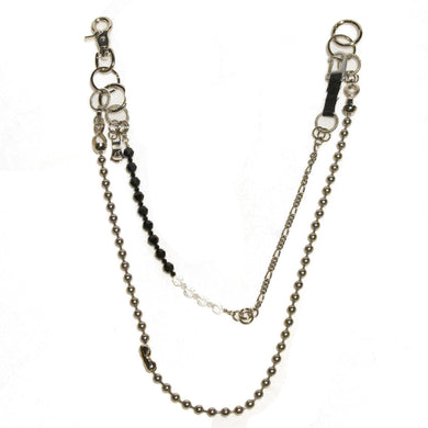 3 WAY WALLET CHAIN