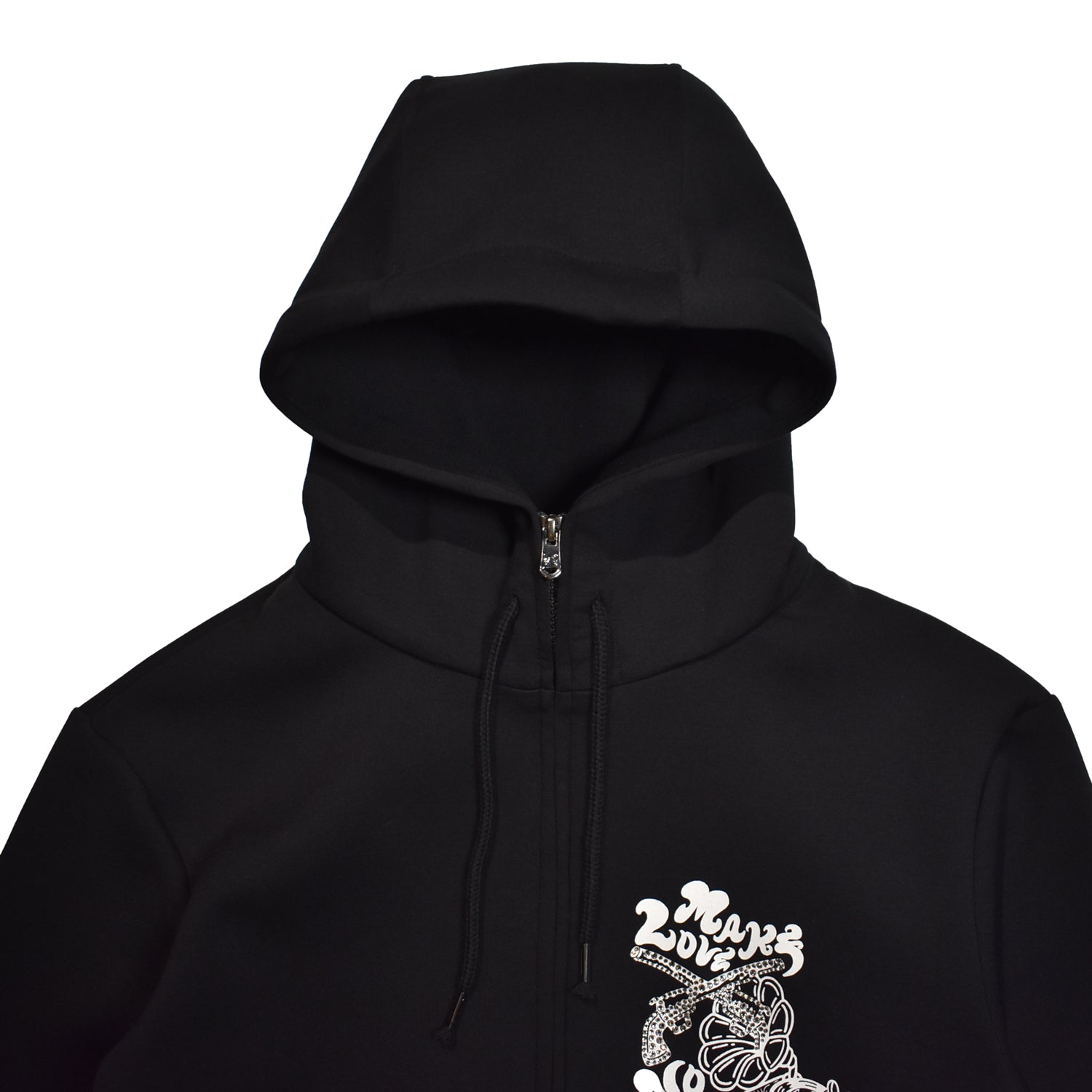 Load image into Gallery viewer, × CHOCOMOO ZIP HOODIE BIKE