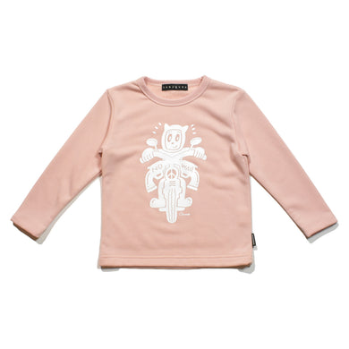 × CHOCOMOO KIDS T BIKE / PINK