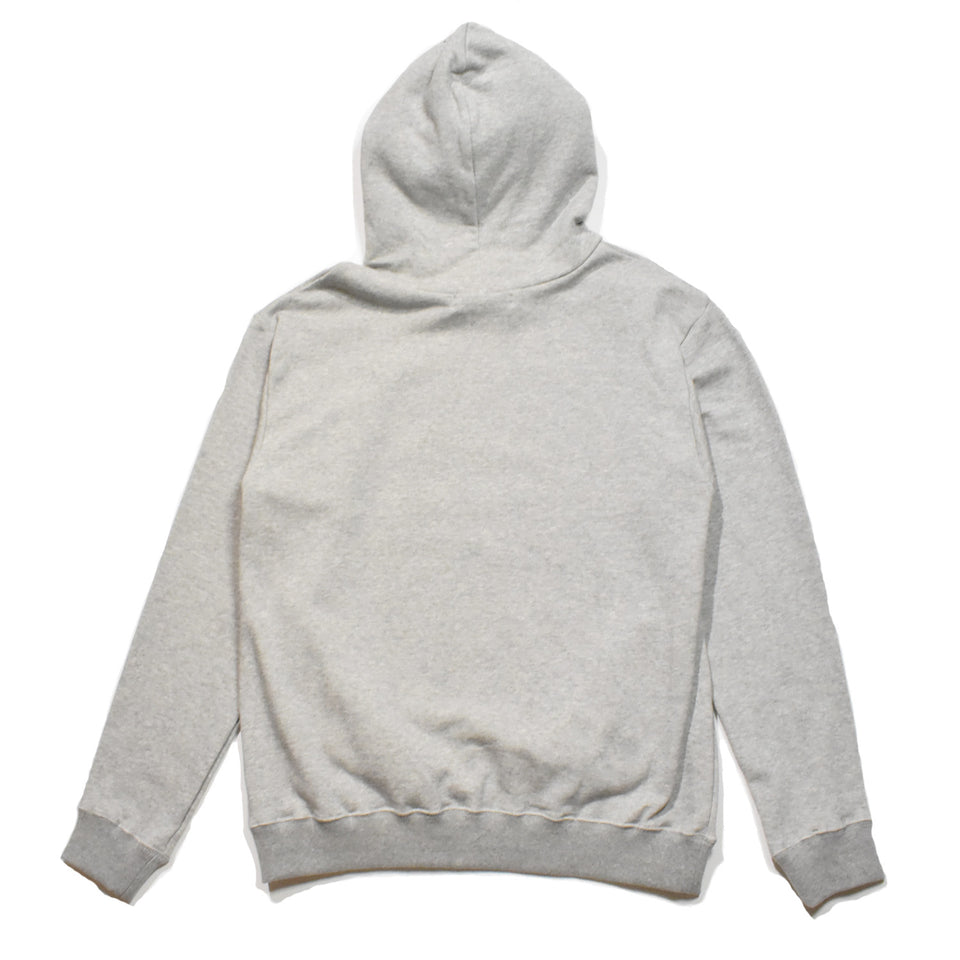 Load image into Gallery viewer, MAKE YOU PEACE DOLL HOODIE / GRAY