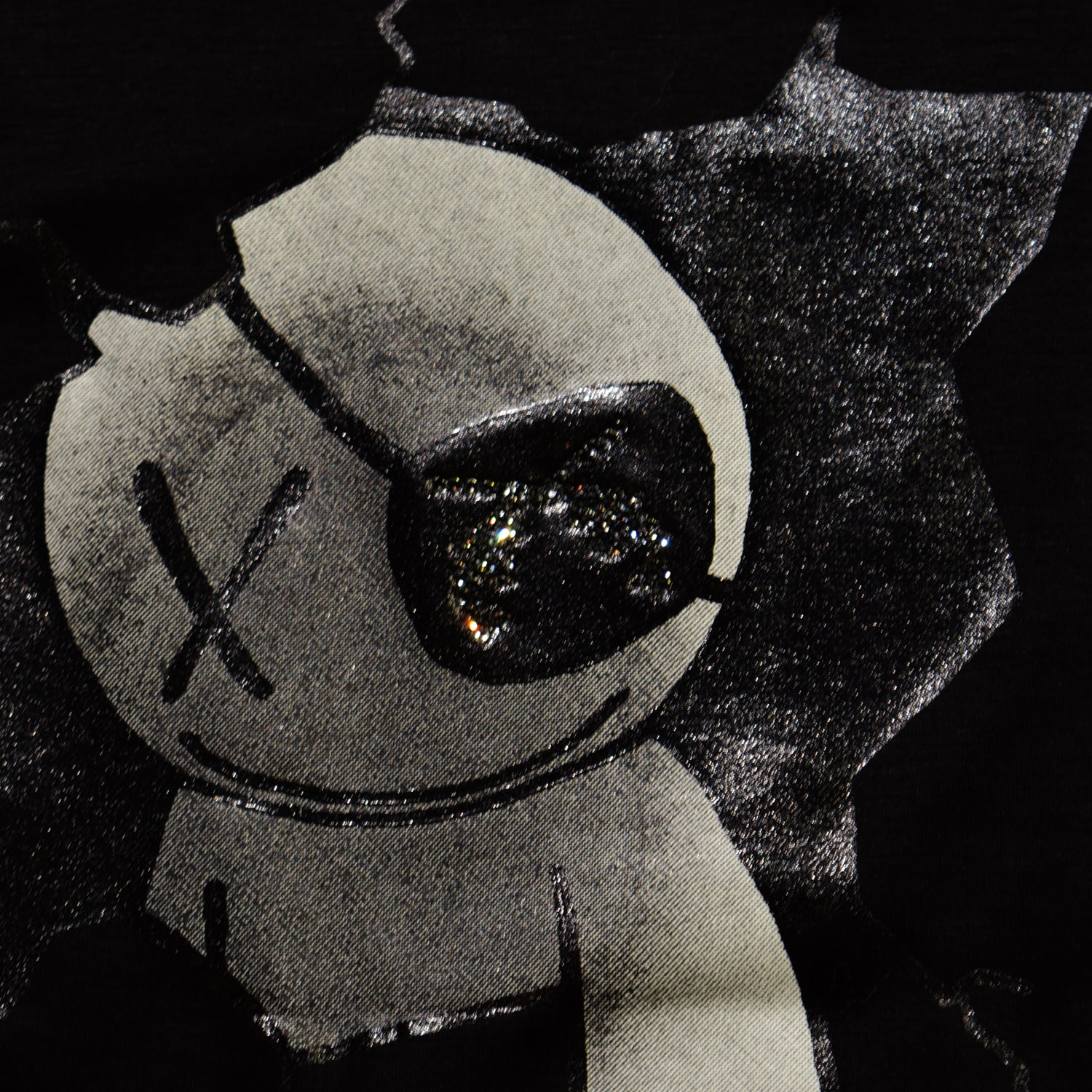 Load image into Gallery viewer, BREAK PEACE DOLL T / BLACK