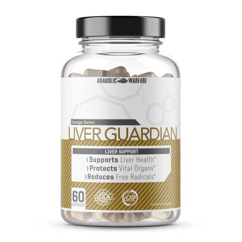 Liver Guardian - West Coast Supplements Washington