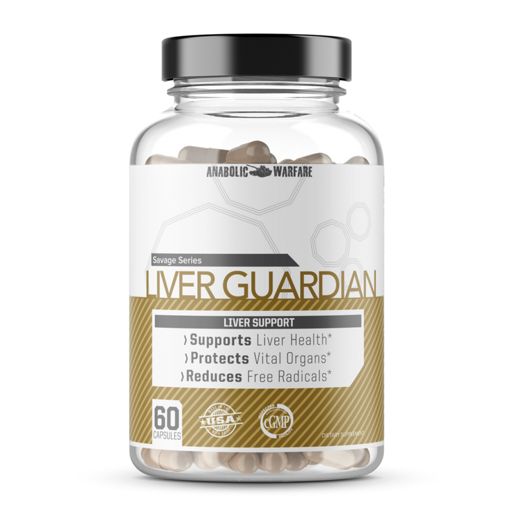 Liver Guardian - West Coast Supplements
