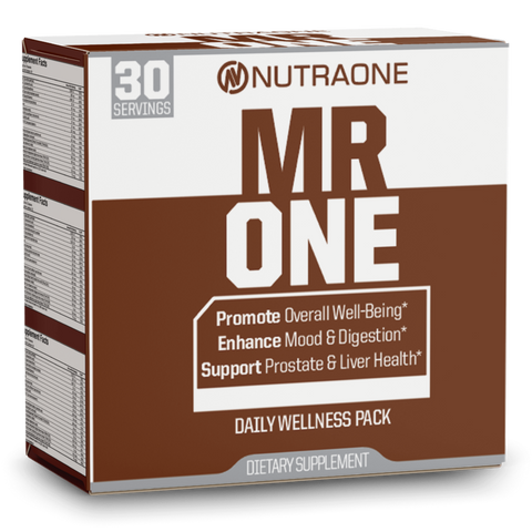MrOne Daily Vitamin Packs for Men - West Coast Supplements Washington