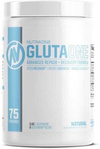 GlutaOne L-Glutamine Powder - West Coast Supplements Washington