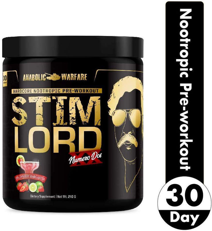 STIM LORD - West Coast Supplements