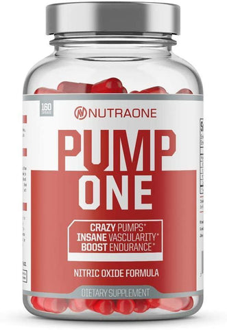 PumpOne Nitric Oxide - West Coast Supplements Washington