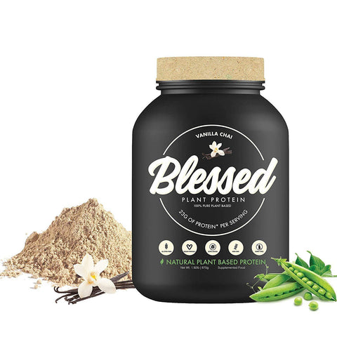 Blessed Plant Based Protein - Choc Coconut - West Coast Supplements Washington