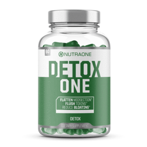 DetoxOne Natural Detox - West Coast Supplements Washington