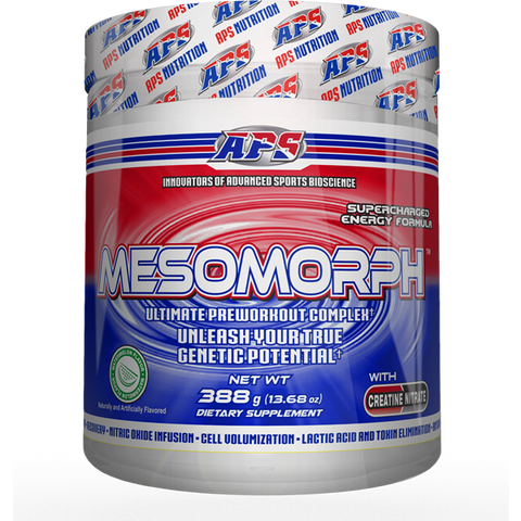 MESOMORPH - West Coast Supplements Washington