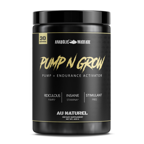 Pump-N-Grow - West Coast Supplements Washington