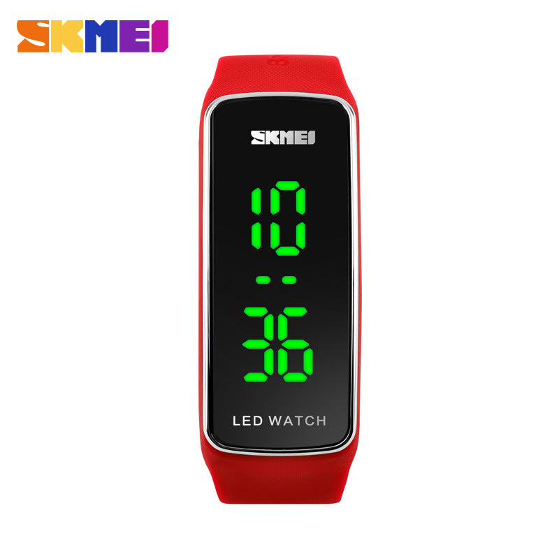 Momentary Trend Fashion Men's Watch LED Men's and Women's Student Personality Watch