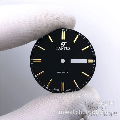 Men's Mechanical Watch Case Starfish Hengyi Series Automatic III Series Men's Watch T065.430