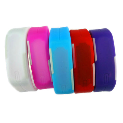 Manufacturers produce a variety of multi-color silicone watches, promotional hot selection, large quantity favorably, manufacturers wholesale