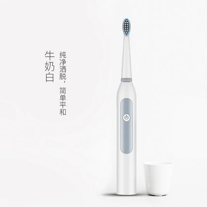Smart electric toothbrush