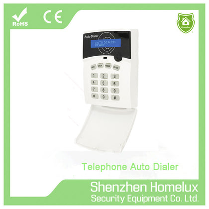 New automatic dialer can record PSTN can record 3 trigger port relay output