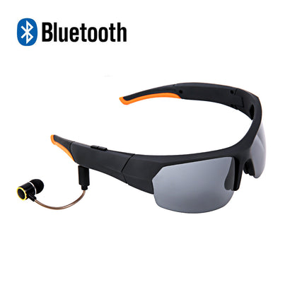 New smart bluetooth headset Bluetooth glasses V4.1 can be used to listen to music digital glasses polarizer