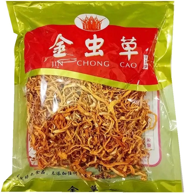 Cordyceps flower dry goods Chaocao 250g Original ecological Cordyceps flower factory direct wholesale one generation