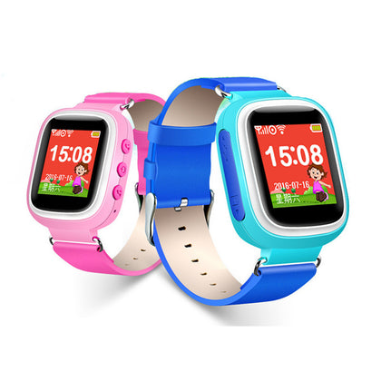 V1 1.44 inch wearable watch Positioning children's smart watch mobile phone generation