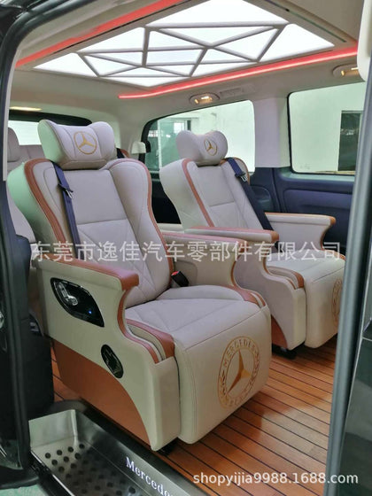 Commercial vehicle high-end aviation seat custom-made car seat smart seat engineering equipment seat outdoor chair