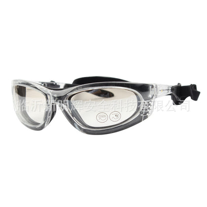 DELTA Delta 101123 protective glasses BLOW GRADIENT gradient luxury safety glasses