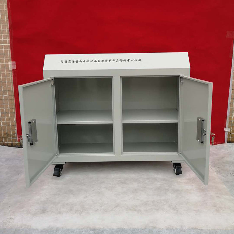 Manufacturer custom 30 grid secret meeting room 4Gwifi signal barrier Cabinet can be used in combination