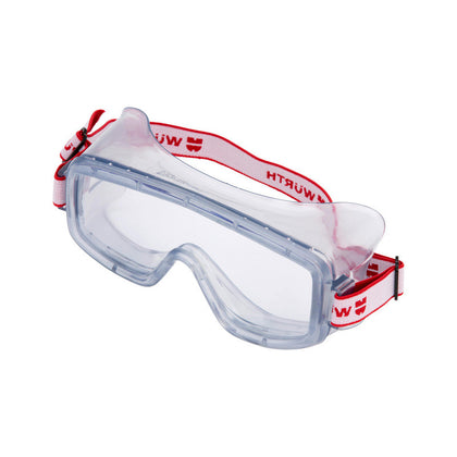 Wurth/Wurth full vision safety goggles wide viewing angle safety glasses