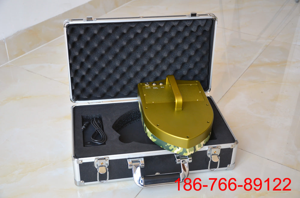 2019 Close Range UAV Shield 2.4G 1.5G 5.8G UAV Jammer Off-the-shelf