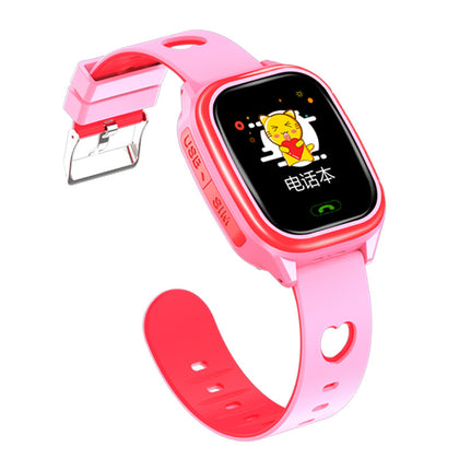 Zhi Angel Y85 children's phone watch long standby 8 days smart student positioning waterproof factory direct spot