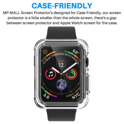 Suitable for Apple Watch iwatch4 generation King Kong invisible film 3D curved full screen Apple Watch explosion-proof film