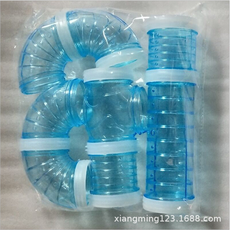 Hamster External Pipes Set Pipes Sports Tunnels Pet Pol Hamster Game Runway Large Spot Wholesale