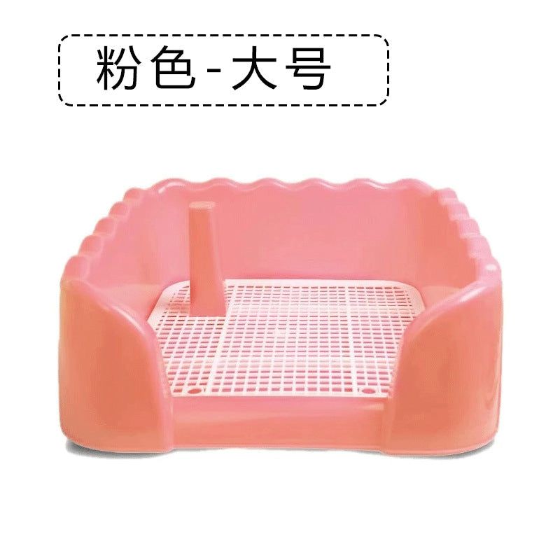 Dog toilet dog potty on Bomei Tedila toilet supplies dog urinal toilets and small dogs