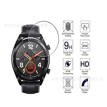 Applicable to Huawei WATCH GT tempered protective film Smart watch tempered film
