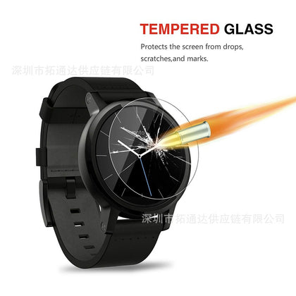 Suitable for MOTO II 360 42 smart watch tempered film screen protector