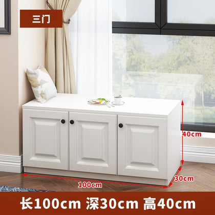 Length 100 depth 30 height 40 three doors