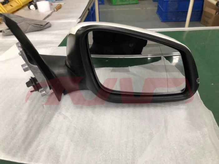 Suitable for BMW 2011 F20/F21-reverse mirror with electric folding