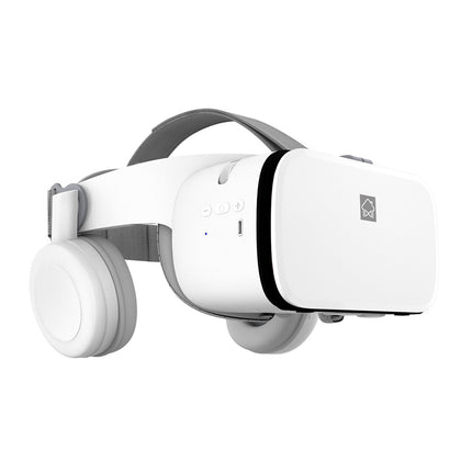 Factory direct small house BOBO VR Z6 smart 3D Bluetooth virtual reality headset glasses mobile game video and audio