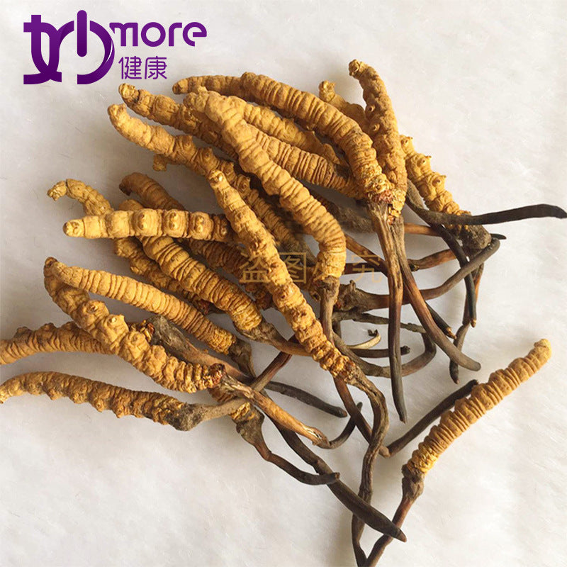 【Miaojia】Selected A-level grasses, authentic Cordyceps, Qinghai Yushu, grass, wild Cordyceps, dry goods