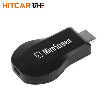 Car screen wireless HDMI with the screen Apple AirPlay Android mobile TV HD projection transmitter
