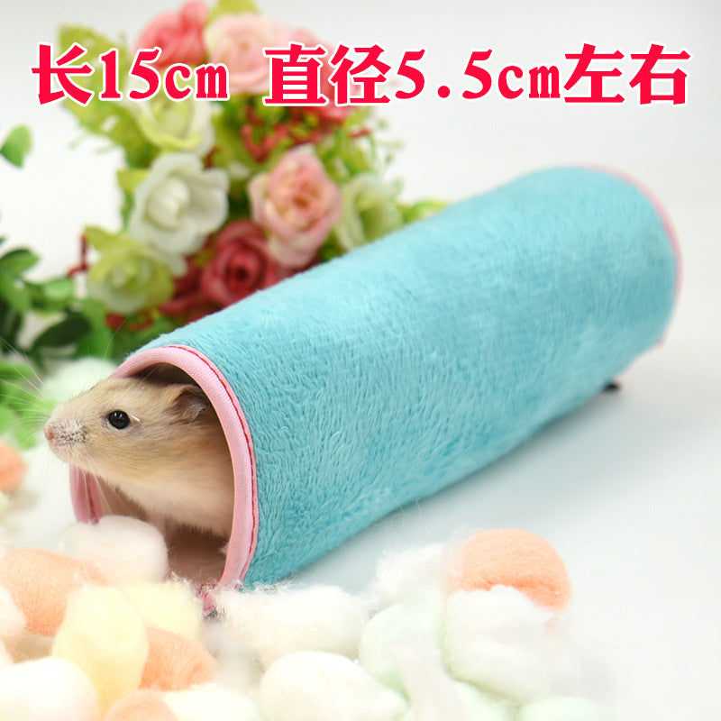 Hamster cotton hamster supplies Hedgehog nest hanging nests Sleeping winter warm cotton cotton nest