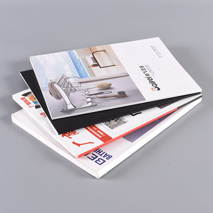 Teaching material printing directory printing advertising poster corporate album a4 leaflet printing custom manual printing