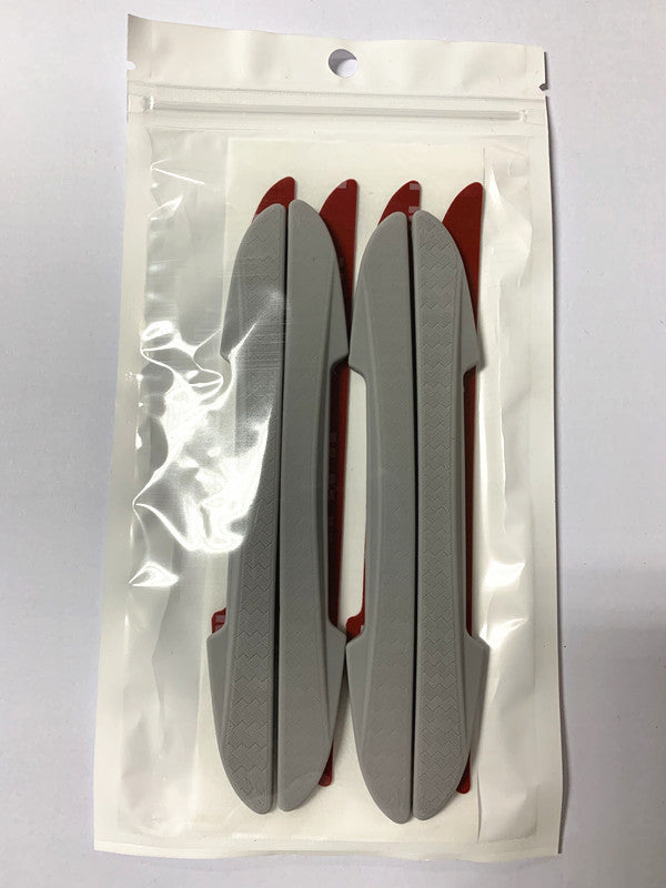 Wholesale car door anti-collision blade Knife front car anti-collision anti-scratch soft rubber strip Silicone anti-collision stickers rear view mirror anti-scratch