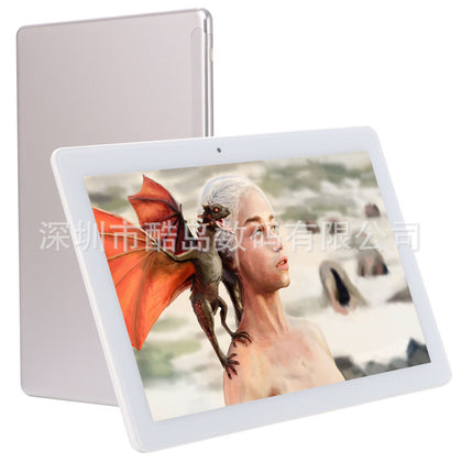 Manufacturer 10 inch 12 inch tablet custom wholesale 4G network intelligent student learning machine to eat chicken game 5GWIFI
