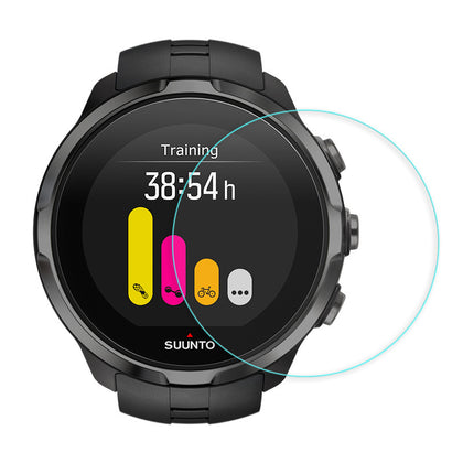 Suitable for Suunto smart watch tempered film 2pcs