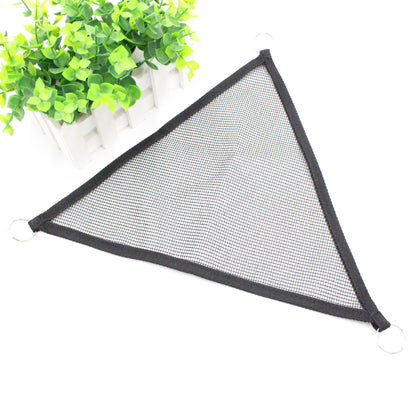 Foreign trade reptile hammock Lizard hammock Amazon new product Mesh hammock 2pcs / set