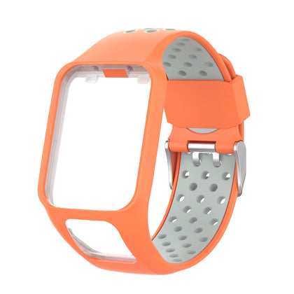 golfer2 Adventunrer replacement two-tone wristband TomTom spark runner