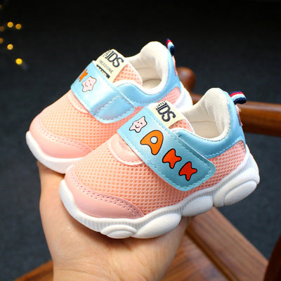 Baby sports shoes 1 and a half years 2