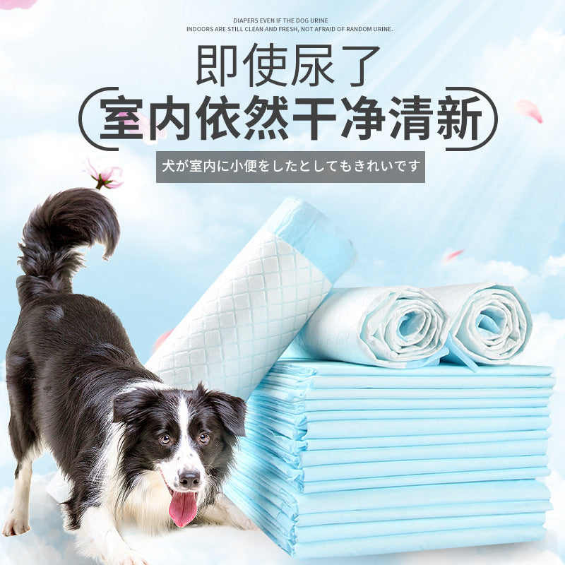 Dog diapers Pet diapers Teddy diapers Absorbent diapers Diapers Pet dog supplies Cat diapers