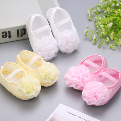 0-1 years old baby shoes 3-6-9-11 month baby shoes girls princess shoes newborn can not afford shoes babyshoes
